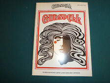 Godspell: Vocal Selections - Stephen Schwartz Sheet Music - 1971 - New!