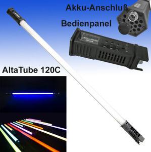Ledgo AltaTube 120C RGB Multicolor-Röhrenleuchte 128cm mit 2.275 Lux - NEU !
