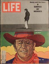 Life July 11,1969 Dusty & the Duke / Shih Tzu / Farewell to Judy Garland / Cage