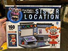 Five Nights at Freddy's - CIRCUS PATROL Construction Toy 160 Pieces OPEN BOX