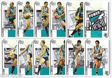 2005 Select Dynasty PORT ADELAIDE Team Set (12 Cards)++