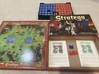 STRATEGO Board Game by Milton Bradley Vintage 1999
