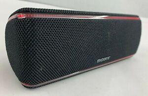 Sony SRS-XB31 Black Portable Wireless Bluetooth Speaker