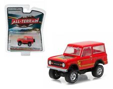 GREENLIGHT 1:64 ALL-TERRAIN SERIES 4 1977 FORD BRONCO DIECAST CAR 35050-B