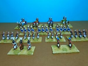 Superbly painted 15mm DBA 1/22 Biblical New Kingdom Egyptian Army