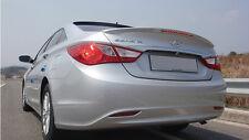 LED Rear Trunk Lip Spoiler For Hyundai YF Sonata / i45 (2009 ~ 2013)///