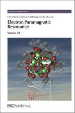 Electron Paramagnetic Resonance: Volume 22 (Specialist Periodical-ExLibrary
