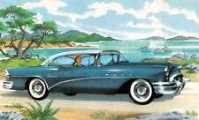 1955 Buick 66R Century Riviera Automobile Car Vintage Postcard K60661