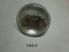 "TUNG-SOL SEALED BEAM #4880 CLEAR 28 VOLT 5 3/4"" MILITARY TANK HEAD LIGHT"