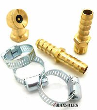 New 6pc AIR HOSE REPAIR KIT
