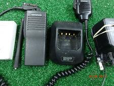 Kenwood TK290 TK-290 VHF 146-174 Mhz 160 ch 5 watt Radio W/ NEW NRG Battery A43