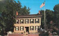Postcard Home of Abraham Lincoln Springfield Illinois