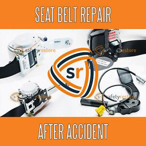 For Honda Fit Seat Belt REPAIR REBUILD RESET RECHARGE SERVICE Single Stage