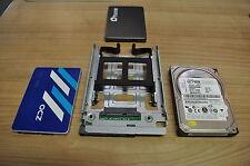 """HDD/SSD Telaio D'incasso adattatore 2,5 """" auf 3,5 """" für HP Z440 668261-001 3"""