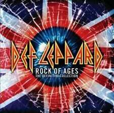 DEF LEPPARD ROCK OF AGES CD X 2 NEW