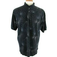 Geoffrey Beene Mens Polo Shirt Pull Over Short Sleeves Size XL