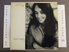 JOAN BAEZ VOL. 2 1961 STEREO LP VRS 9094