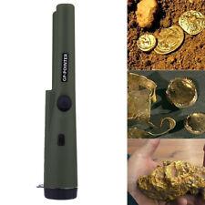 Waterproof Handheld Pinpointer Pin GP-Pointer Probe Metal Detector + LED USA