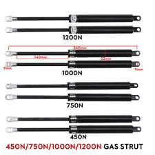 2 x 450N / 750N / 1000N / 1200N 360mm Gas Struts For Ottoman Storage Bed Lift Up