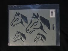 Tandy Leathercraft Stencil Horse 76900-17  - US Seller OOP