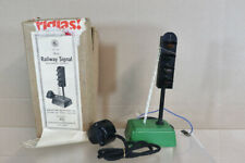 More details for sel 730 o gauge 4 light railway signal with remote control boxed oa