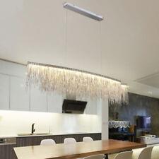 Tassel Chain Pendant Lamp Ceiling Lighting Chandelier Long Luxucy Aluminum Light