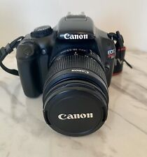 Canon EOS Rebel T3 Digital SLR Camera with EF-S 18-55mm f/3.5-5.6 IS Lens