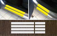 Lackschutzfolie transparent Einstiege Türen für VW Golf 7, 5-Türer + Variant