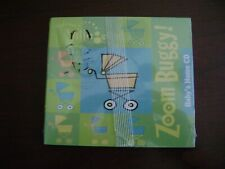 Zoom Buggy!  CD Baby's Home CD New and Sealed Kindermusik