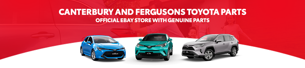 Canterbury and Fergusons Toyota