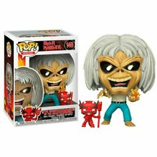 ROCK - IRON MAIDEN - NUMBER OF THE BEAST - 145 - FUNKO POP!