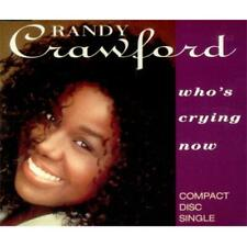 RANDY CRAWFORD - WHO'S CRYING NOW 1992 UK CD SINGLE