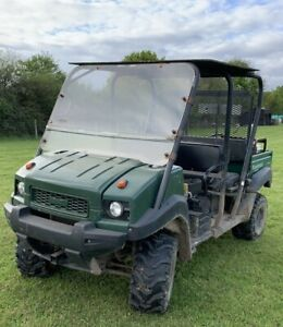 kawasaki mule 4010 diesel
