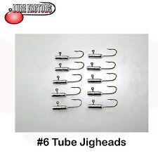 TUBO Jigheads # 6 EAGLE CLAW 1,5 gr 10pcs BFS Dropshot LRF