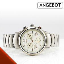 Timex Indiglo chronograph noche iluminación reloj Hombre
