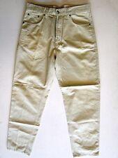 Hugo Boss Arkansas Jeans Hose Beige Uni W35 L32