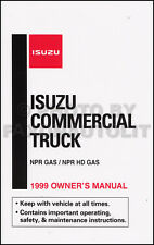 car truck repair manuals literature for isuzu ebay rh ebay com 1999 isuzu amigo repair manual 1999 isuzu trooper repair manual pdf