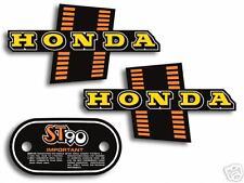1974 Honda ST90 K1 decal set
