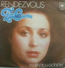 """7"""" 1977 KULT ! TINA CHARLES : Rendezvous // MINT- \"""