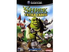 # Shrek Extra large (allemand) Nintendo GameCube/GC JEU-TOP #