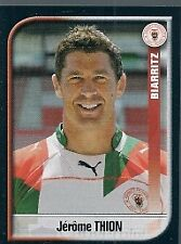 VIGNETTE / IMAGE / STICKERS PANINI--RUGBY 2011 N° 75 / JEROME THION--NEUF