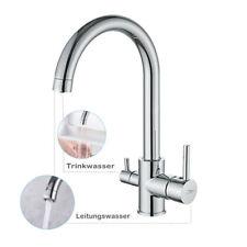 3 Wege Wasserfilter Wasserhahn Küche Spültisch Armatur für Osmose Anlage System