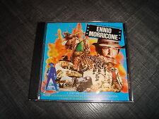 CD BOF  LES PLUS BELLES MUSIQUES D'ENNIO MORRICONE, chi mai...