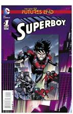 FUTURES END NEW 52 SUPERBOY #1 3D LENTICULAR COVER NEW NEAR MINT