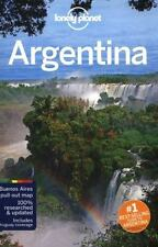 Lonely Planet Argentina (Travel Guide)-ExLibrary
