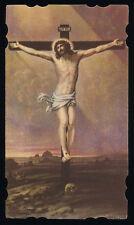 santino-holy card*ediz.NB n.3097 GESU' CROCIFISSO