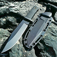 "COLD STEEL SRK SURVIVAL 10 3/4"" FIXED BLADE KNIFE VG1 SS SECURE-EX SHEATH 38CKJ1"