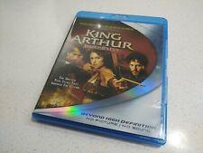 King Arthur Director's Cut Blu-ray Disc 5.1 Uncompressed Audio, Viewed 1x