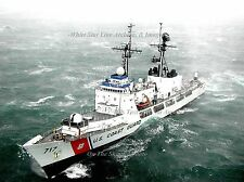 "Poster Print: 18"" x 24"": Uscg Cutter Mellon (Whec 717) In The Bering Sea, View 2"