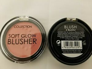 Collection  Soft Glow Blusher - Trouble 4- Bashful 2         x1 item only